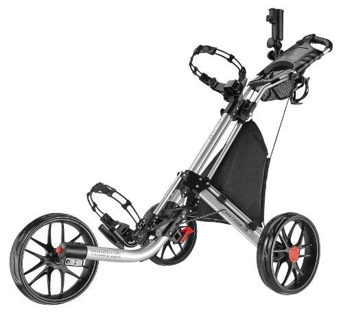 Caddytek-EZ-Fold-3-Roues-Chariot-de-Golf-Silver-0
