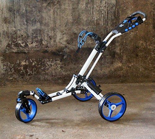 Chariot-de-golf-manuel-Yorrx-SL-Pro-7-HAMMA-PLUS-en-bleu-Alu-Pushtrolley-Golfwagen-Pushtrolley-Golfcart-0