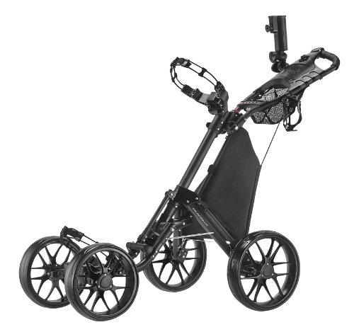 Caddytek-en-Un-Seul-Clic-Pliable-Version-3–4-Roues-Chariot-de-Golf-Gris-fonc-0