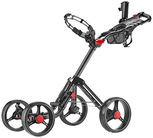 Caddytek-Superlite-Explorer-4-Roues-Chariot-de-Golf-Gris-fonc-0