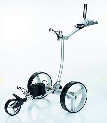 Chariot-de-Golf-lectrique-lger-en-Aluminium-GT-AR-avec-TLCOMMANDE-et-Accessoires-Inclus-Pliable-0