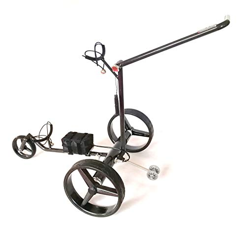 Chariot-de-golf-lectrique-GT-CR-avec-tlcommande-en-carbone-0