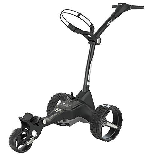 Motocaddy-Unisexe-M-Tech-avec-36-Lithium-Batterie-Chariot-Golf-lectrique-NoirCarbone-One-Size-0