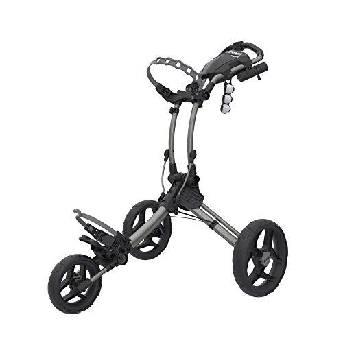 Rovic-RV1C-Chariot-de-Golf-Argent-0