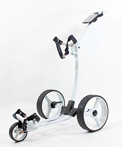 Yorrx-Slim-Lion-Pro-5-PLUS-blanc-chariot-de-golf-chariot-manuel-0