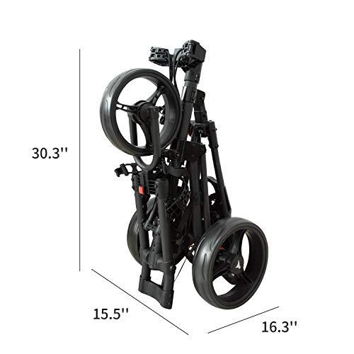vilineke-One-Click-Chariot-de-golf-pliable-3-roues-Gris-fonc-0-0
