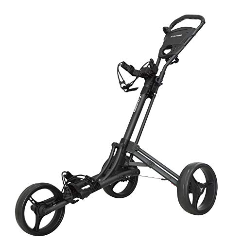 vilineke-One-Click-Chariot-de-golf-pliable-3-roues-Gris-fonc-0